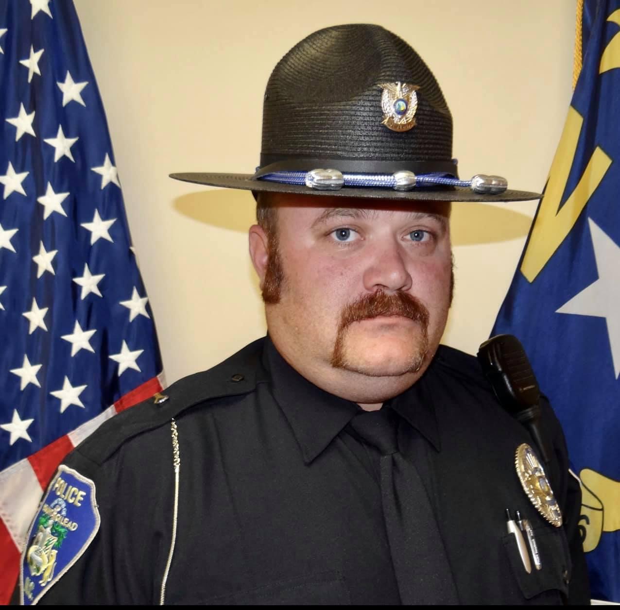 Officer Robert Craig Cloninger   Mount Gilead Police Department, North Carolina