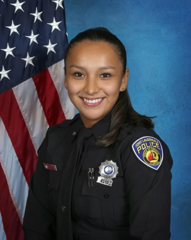 Police Officer Jennifer B. Sepot   Fort Lauderdale Police Department, Florida
