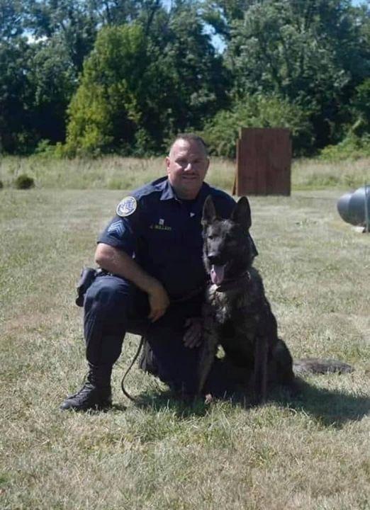 Reserve Sergeant John Richard Bullard, Jr.   Independence Police Department, Missouri