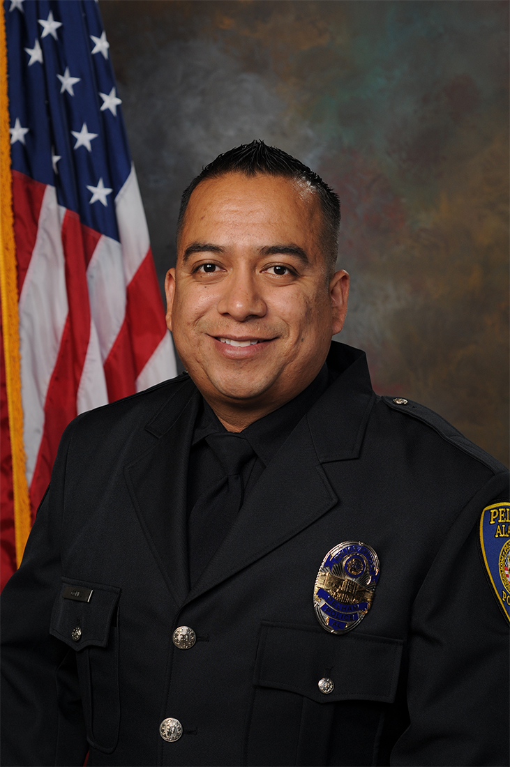 Police Officer Juan  Manuel Gomez-Lopez | Pelham Police Department, Alabama