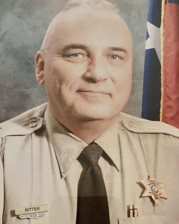 Deputy Sheriff Eric Otis Ritter | Moore County Sheriff's Office, North Carolina