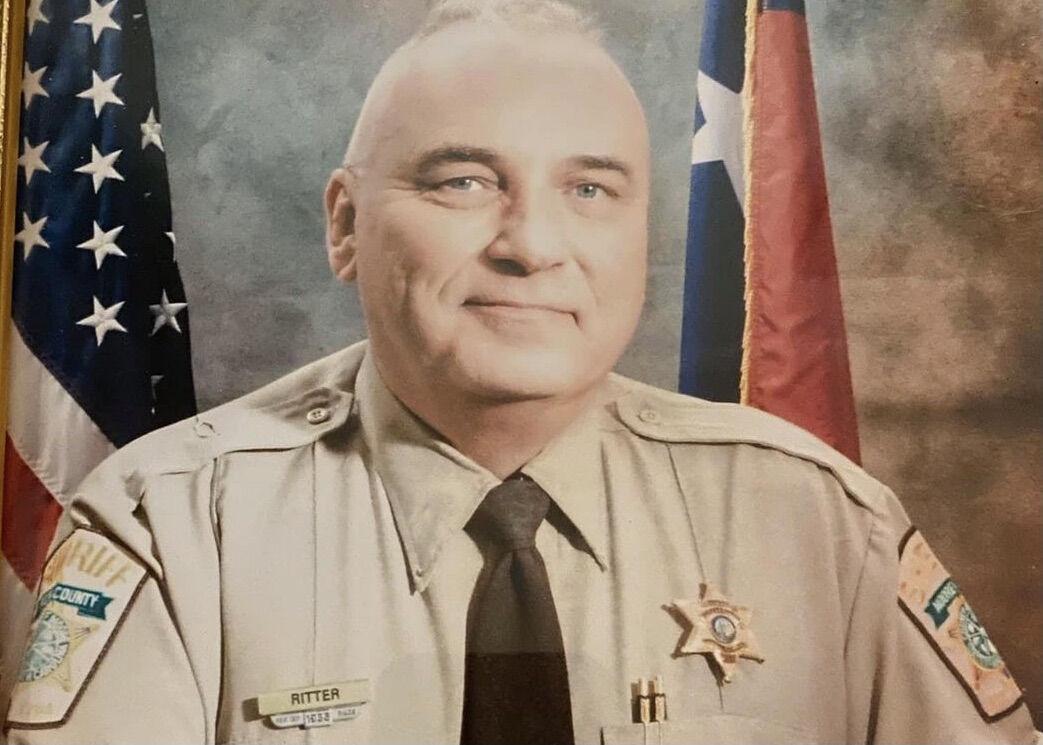 Deputy Sheriff Eric Otis Ritter   Moore County Sheriff's Office, North Carolina