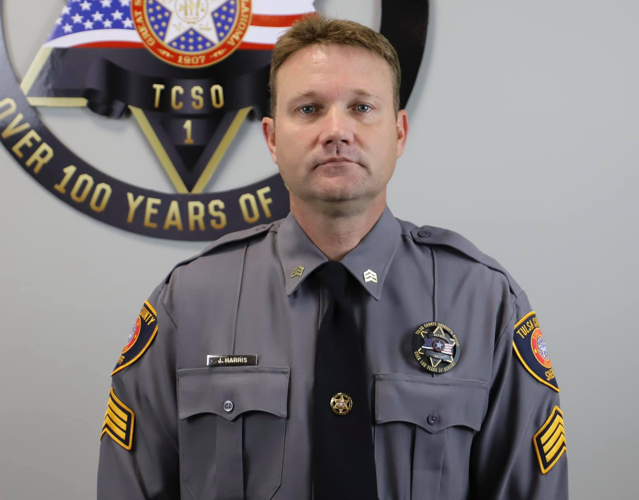 Sergeant John Harris   Tulsa County Sheriff's Office, Oklahoma