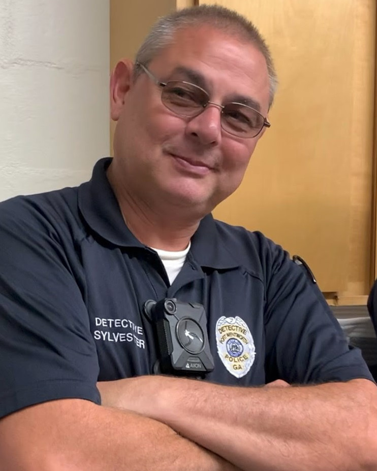 Lieutenant Dale Sylvester, Jr. | Port Wentworth Police Department, Georgia