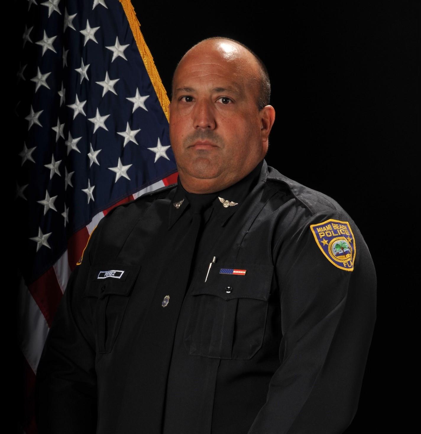 Police Officer Edward Perez | Miami Beach Police Department, Florida