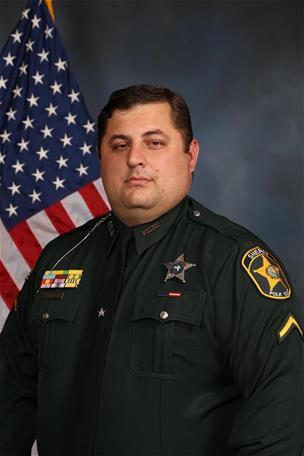 Deputy Sheriff Christopher Broadhead   Polk County Sheriff's Office, Florida