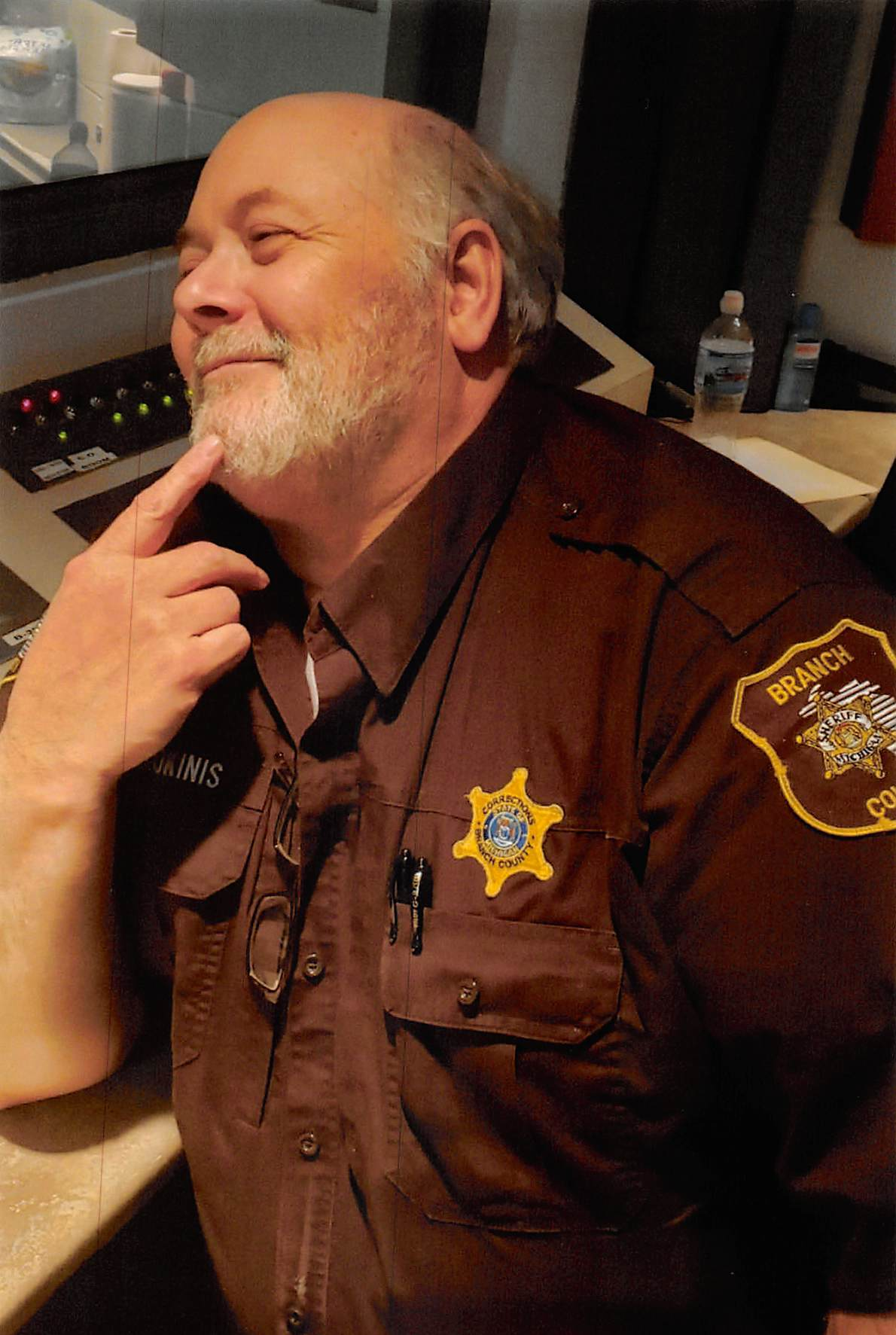 Corrections Deputy Kevin Kokinis | Branch County Sheriff's Office, Michigan