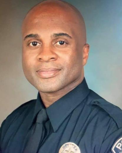 Senior Police Officer Randolph Boyd, Jr | Austin Police Department, Texas