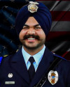 Police Officer Harminder Grewal | Galt Police Department, California