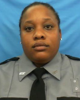 Correctional Officer Trainee Whitney Cloud   Florida Department of Corrections, Florida