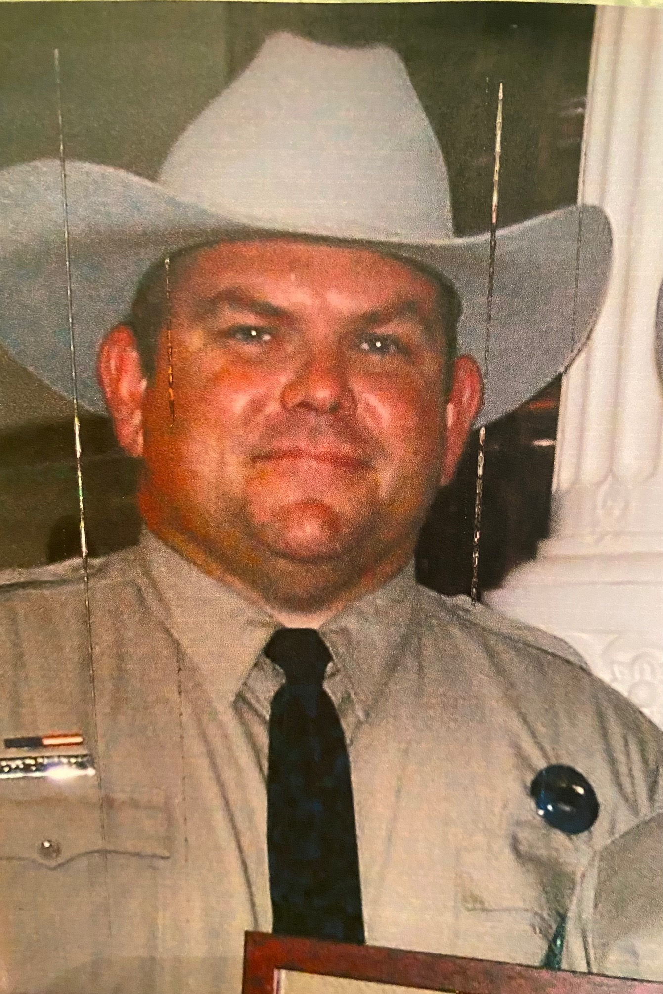 Sergeant Christopher Ray Wilson   Texas Parks and Wildlife Department - Law Enforcement Division, Texas