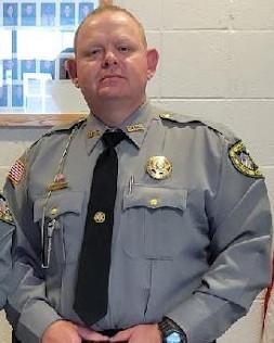 Deputy Sheriff James Morgan   Baxter County Sheriff's Office, Arkansas