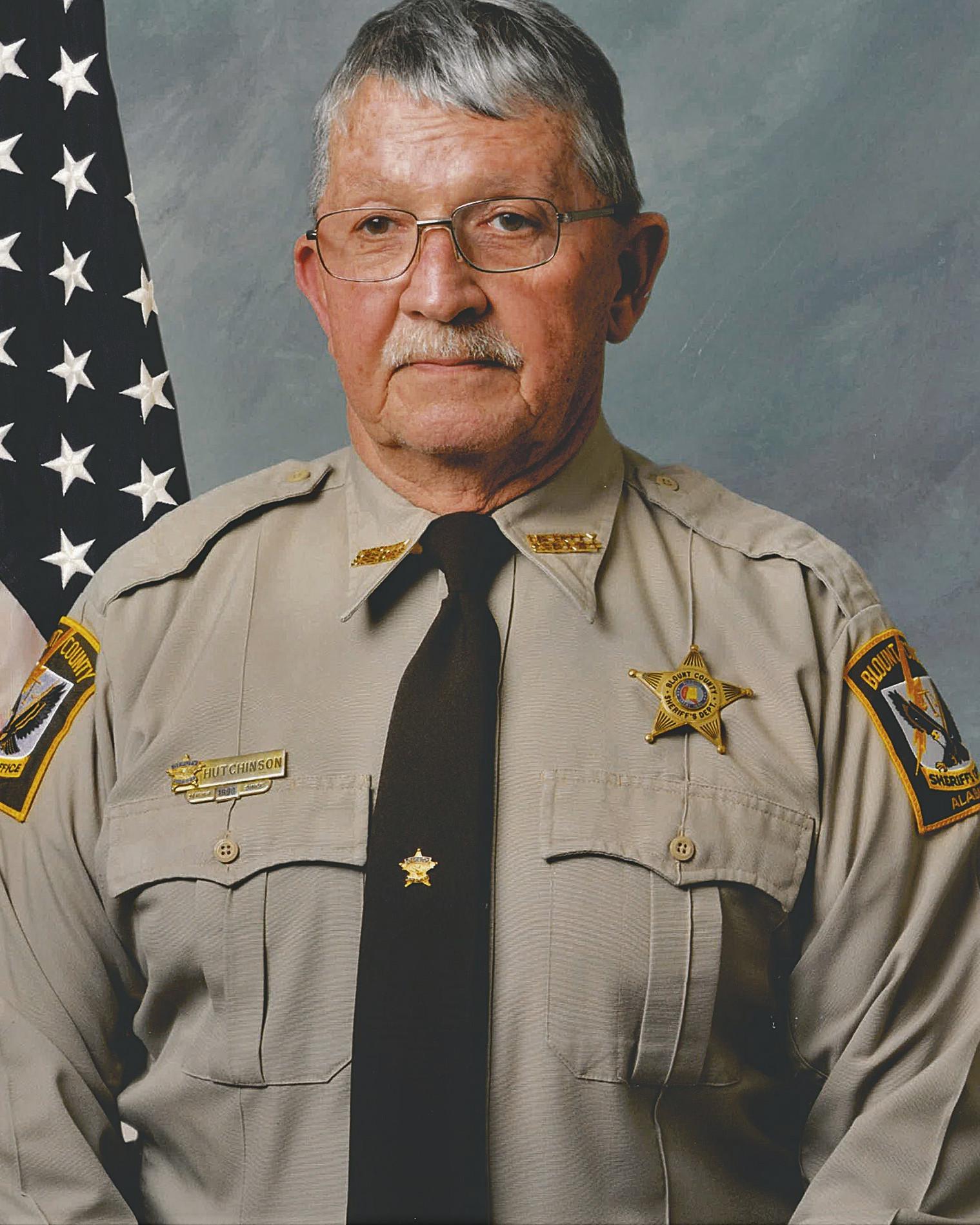 Deputy Sheriff Harry