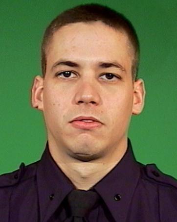 Police Officer Scott M. Fusco | New York City Police Department, New York