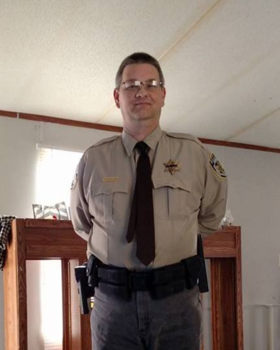 Police Officer Trey Copeland   Cotton Valley Police Department, Louisiana