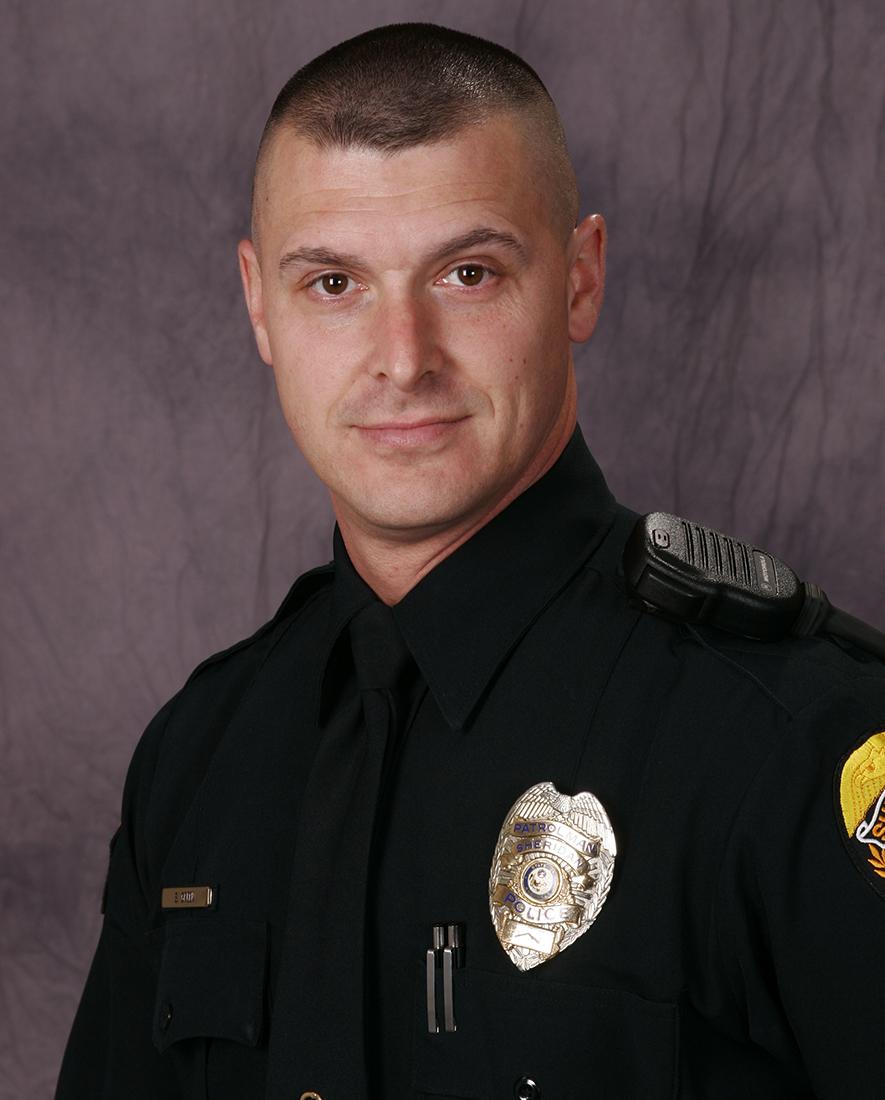 Patrolman Shane Green | Sheridan Police Department, Arkansas