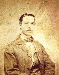 Town Marshal Alexander  Smith Rice | Patriot Marshal's Office, Indiana