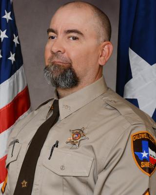 Sergeant Jason Donaldson