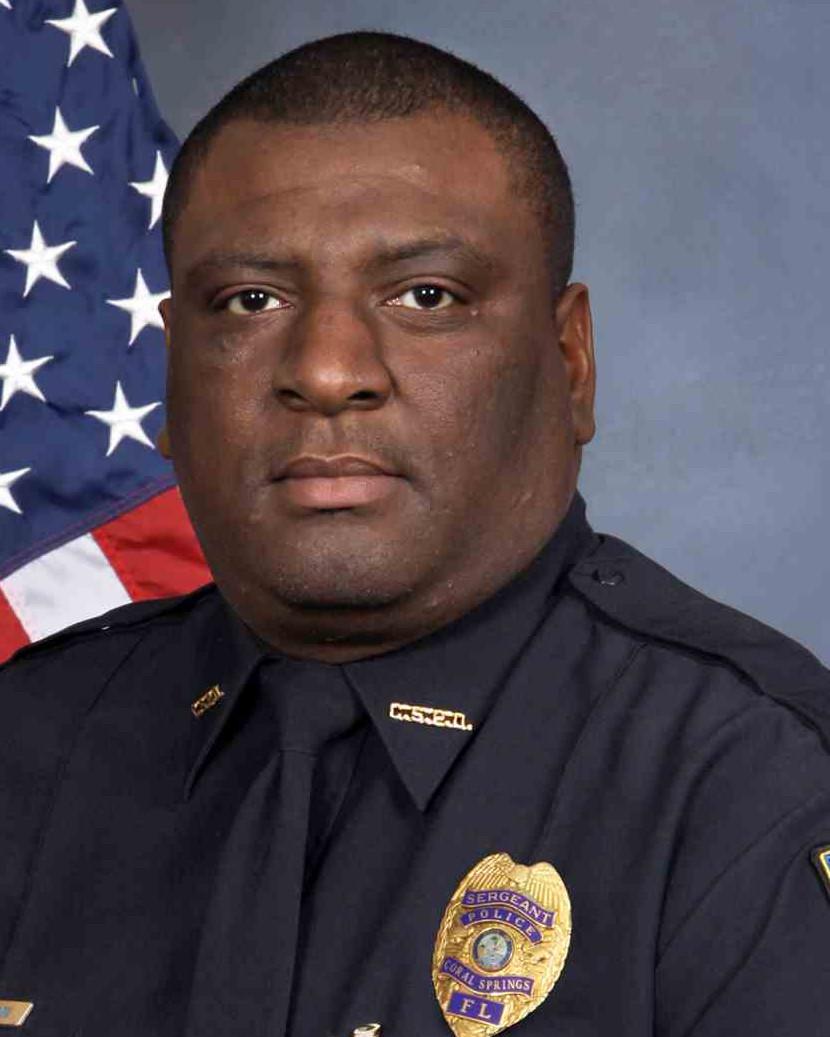 Sergeant Patrick Wayne Madison | Coral Springs Police Department, Florida