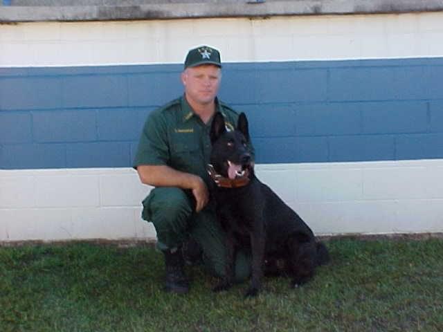 Lieutenant Lonny Hempstead   Lafayette County Sheriff's Office, Florida