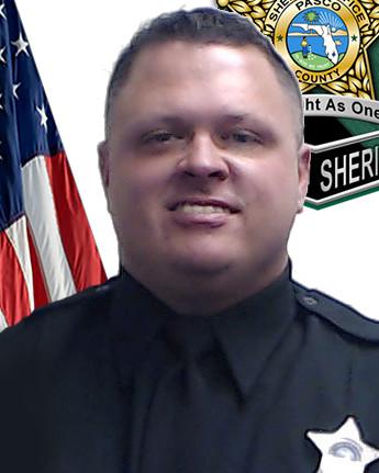 Detective Raymond Orion Williamson | Pasco County Sheriff's Office, Florida
