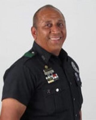 Reserve Police Officer David Ruiz
