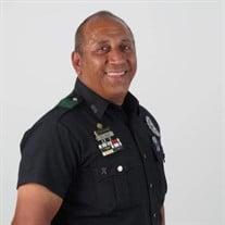 Reserve Police Officer David Ruiz | Dallas Police Department, Texas