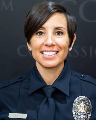 Police Officer Michelle Gattey