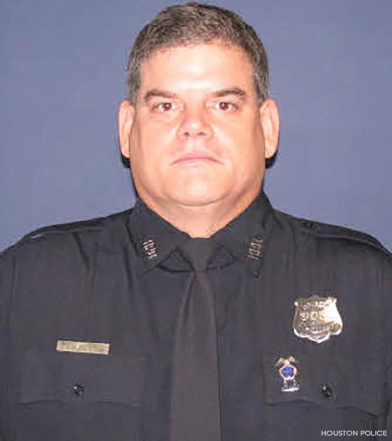 Senior Police Officer William Jeffrey | Houston Police Department, Texas