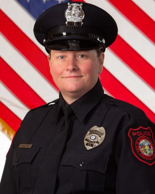Police Officer Bonnie  Nicole Jones