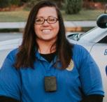 Lieutenant Brandi Stock   Brooklet Police Department, Georgia