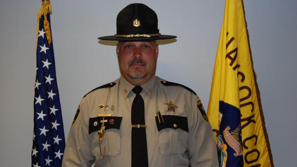 Deputy Sheriff Luke Ryan Gross   Hancock County Sheriff's Office, Maine