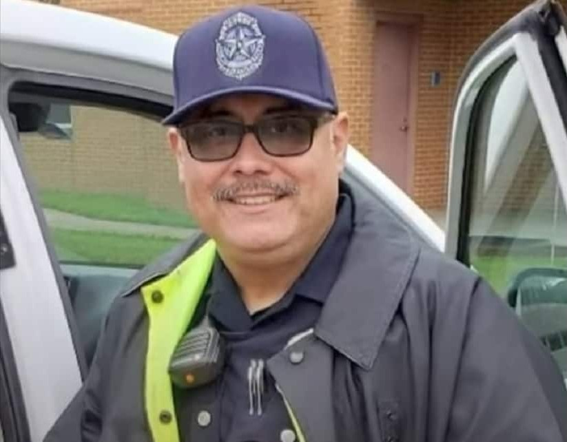 Senior Corporal Arnulfo Pargas | Dallas Police Department, Texas