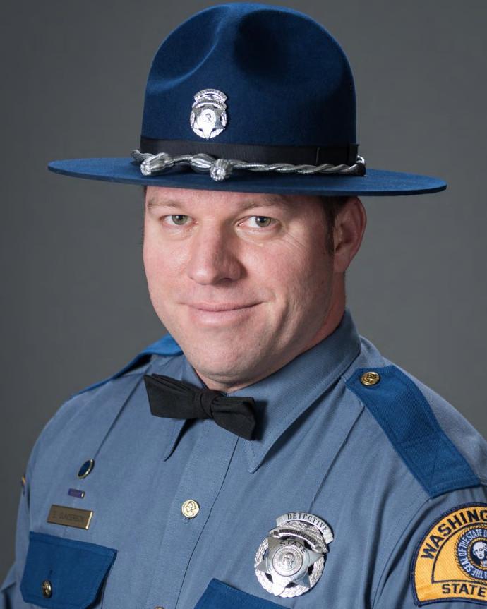 Trooper Eric T. Gunderson   Washington State Patrol, Washington
