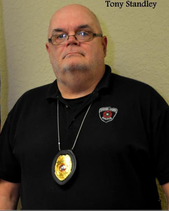 Detective Anthony Standley | Oyster Creek Police Department , Texas