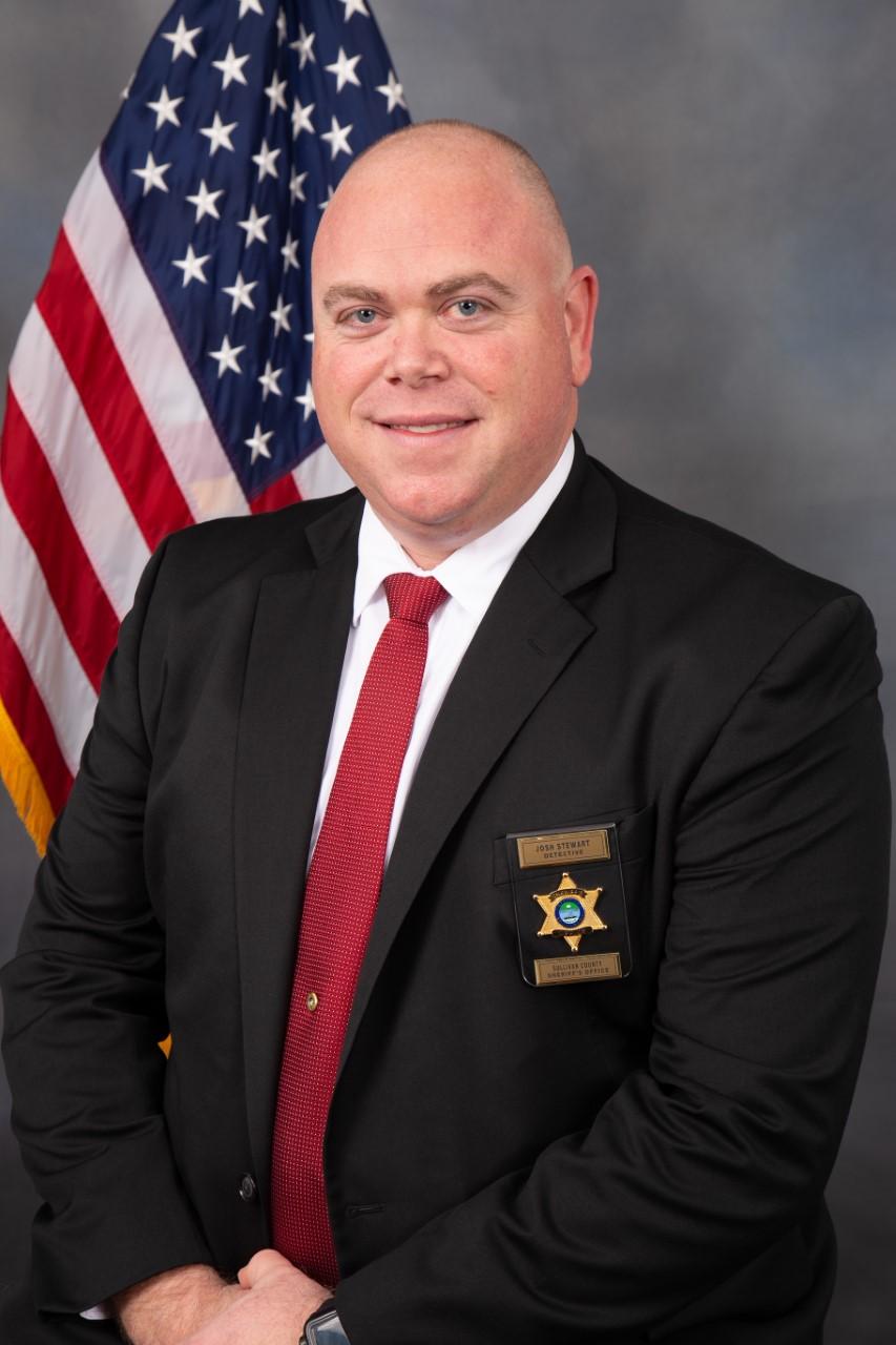 Sergeant Joshua Wayne Stewart   Sullivan County Sheriff's Office, Tennessee