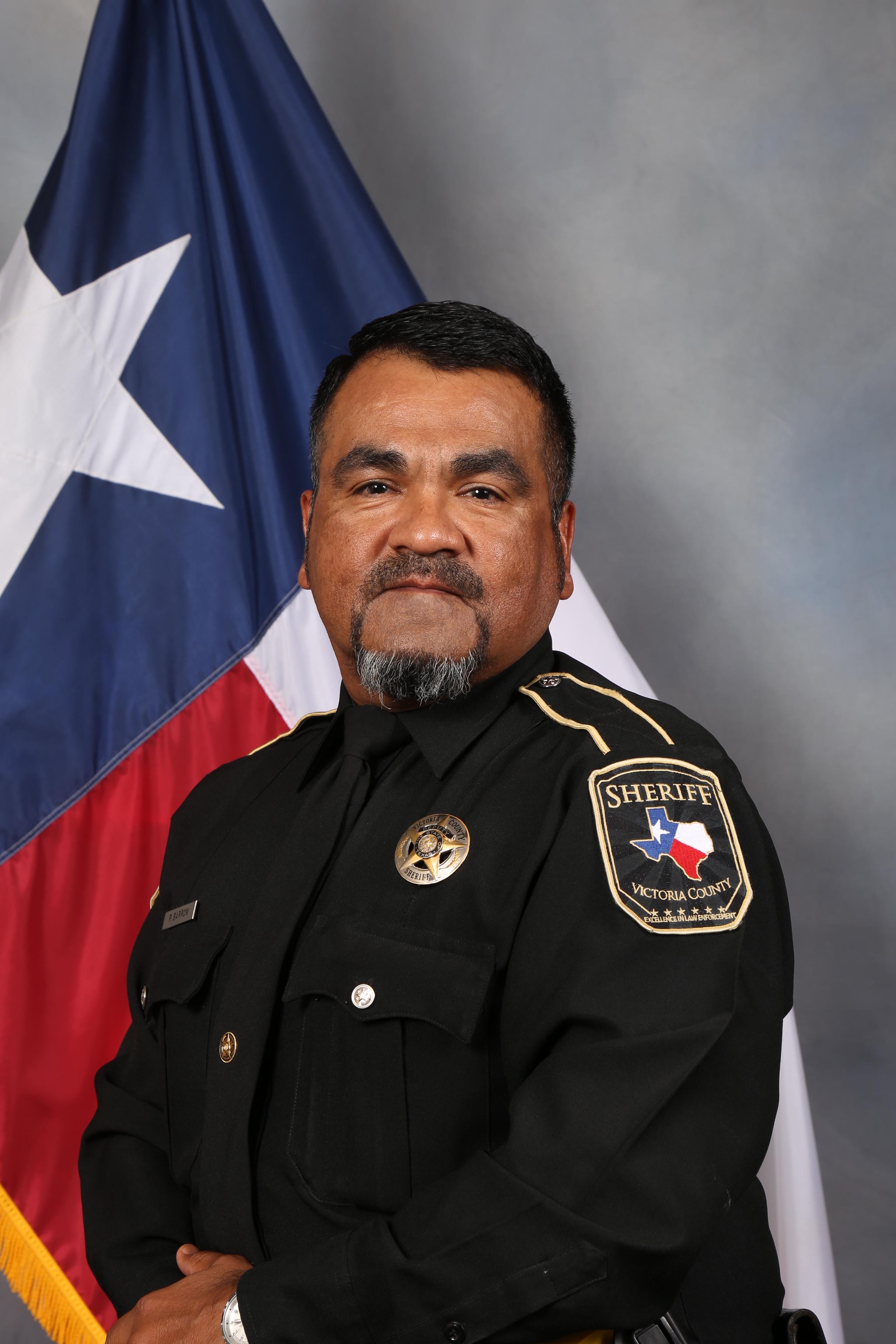 Senior Deputy Phillip David Barron, Jr.   Victoria County Sheriff's Office, Texas