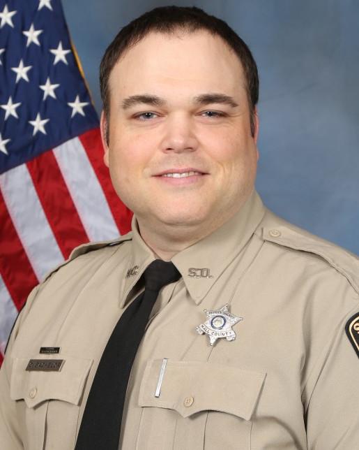 Deputy Sheriff Christopher Jay Bachelor | Hall County Sheriff's Office, Georgia