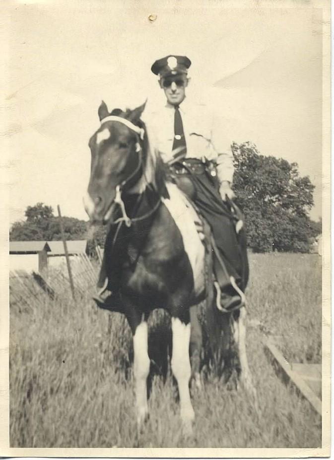Deputy Sheriff Vern Clarence Johnson | Kalamazoo County Sheriff's Office, Michigan