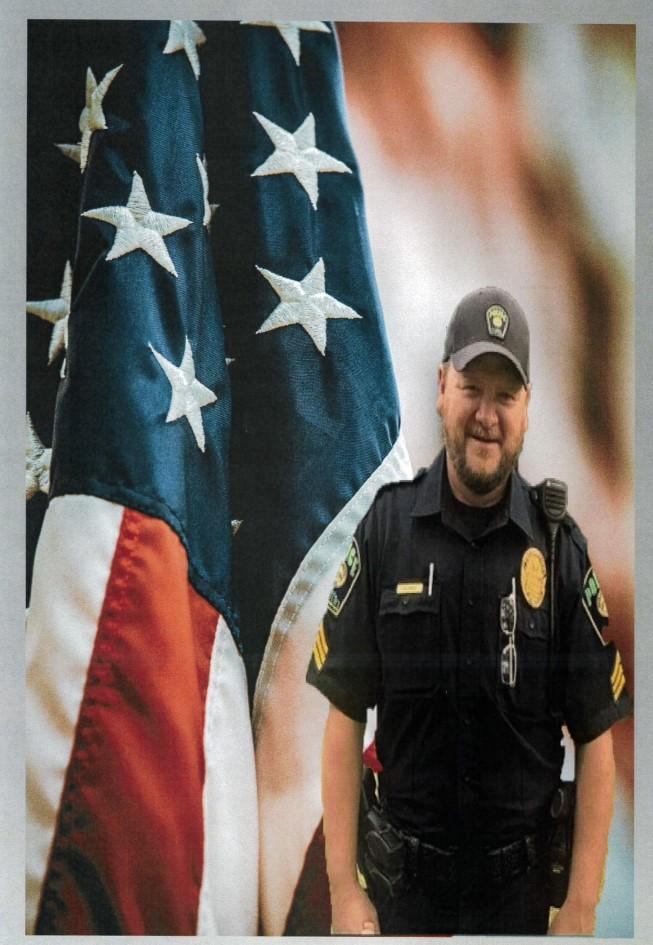 Sergeant Michael Todd Thomas | Griffin Police Department, Georgia