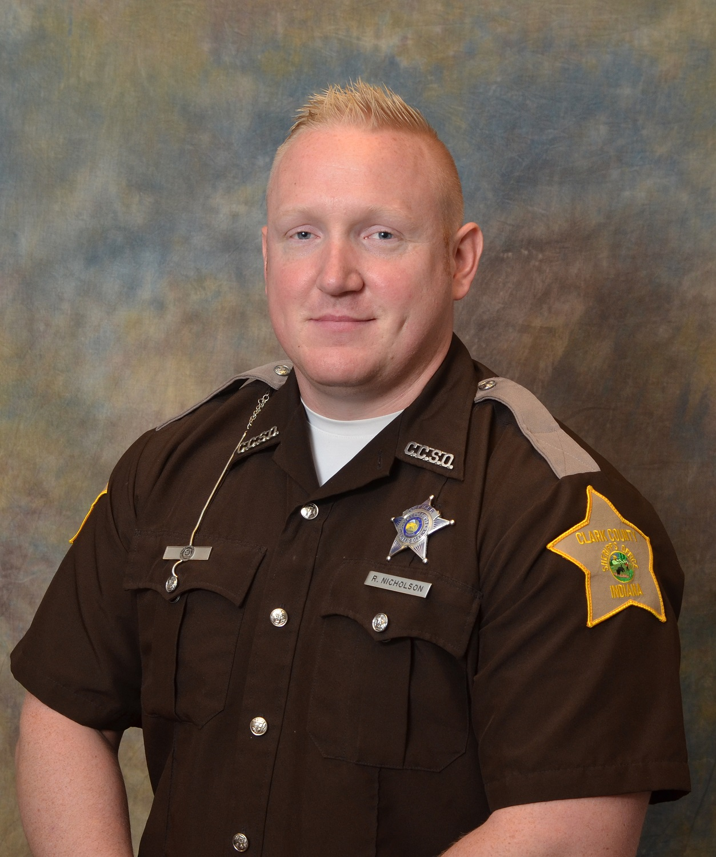 Corporal Robert Wayne Nicholson | Clark County Sheriff's Office, Indiana