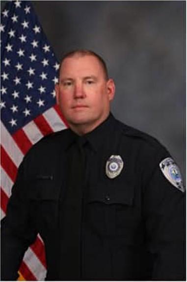 Police Officer Robert  Alan Williams | West Palm Beach Police Department, Florida