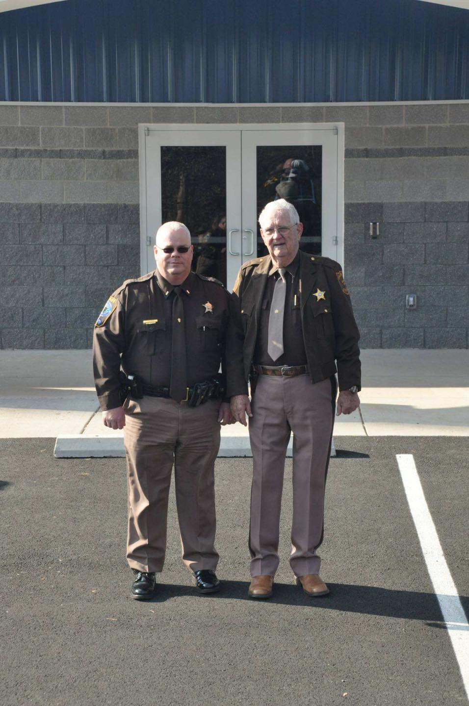 Captain James Anthony Sisk | Culpeper County Sheriff's Office, Virginia