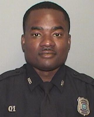 Police Officer Darrell Dewayne Adams