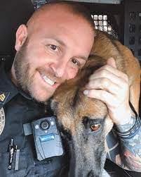 Sergeant Nick Risner   Sheffield Police Department, Alabama