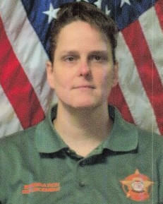 Detention Officer Tara Leanne Cook   Whitfield County Sheriff's Office, Georgia