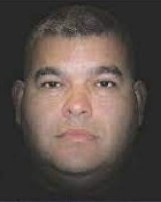 Border Patrol Agent Luis H. Dominguez