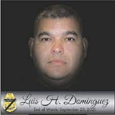 Border Patrol Agent Luis H. Dominguez | United States Department of Homeland Security - Customs and Border Protection - United States Border Patrol, U.S. Government