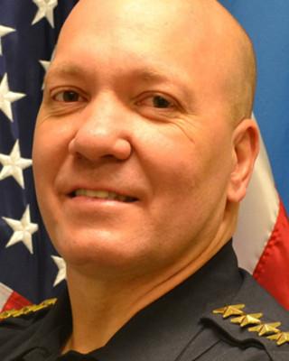 Police Chief Derek Scott Asdot