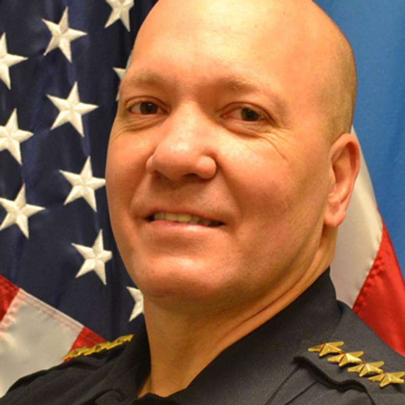 Police Chief Derek Scott Asdot   Green Cove Springs Police Department, Florida